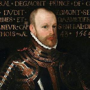 Lamoral von Egmond